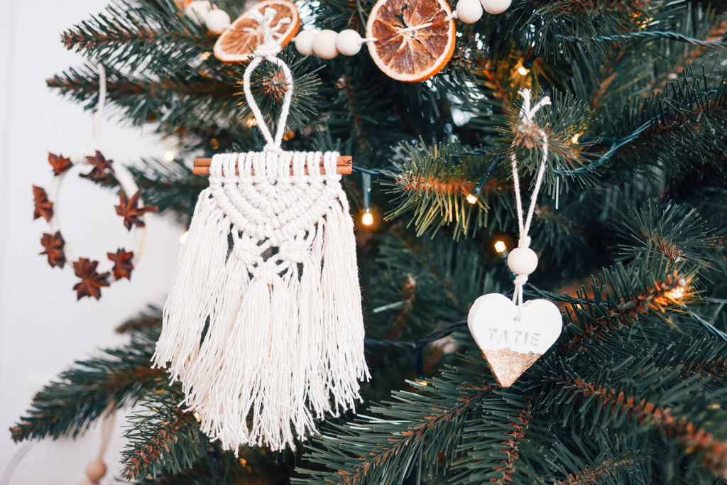 Macramé,DIY,Noël