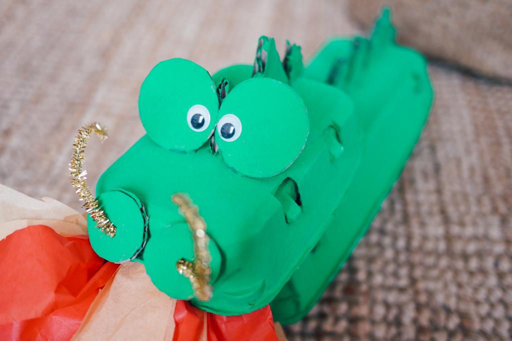 diy dragon carton nouvel an chinois 1