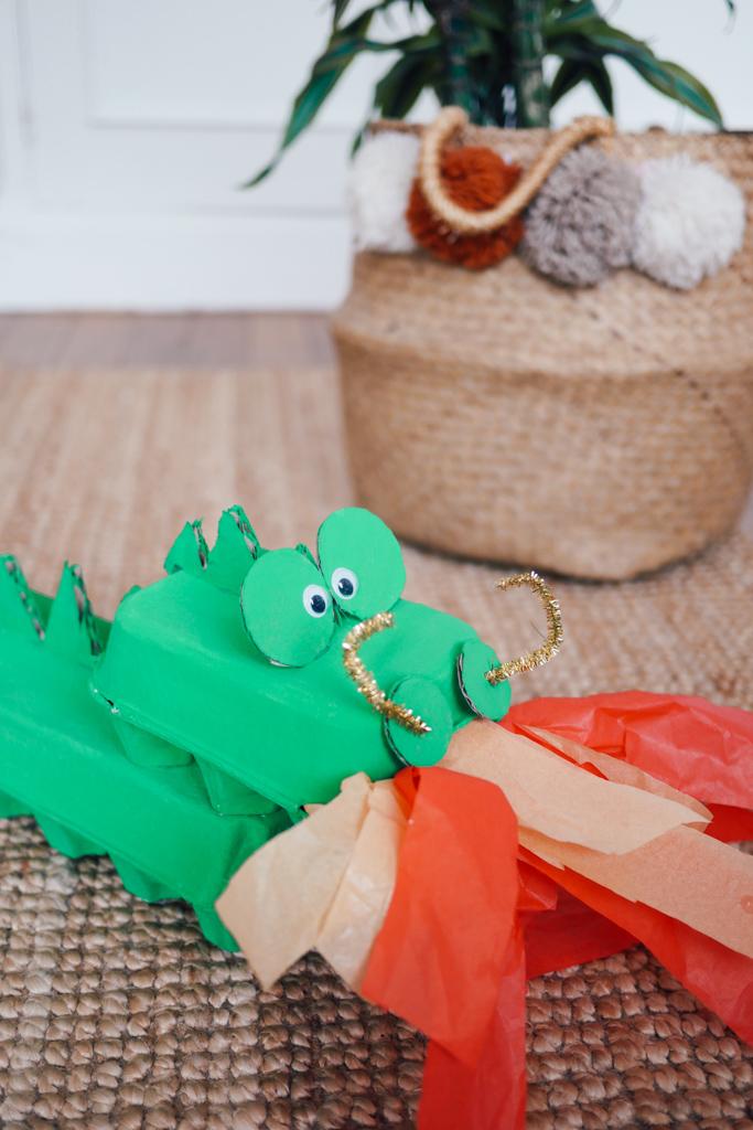 diy dragon carton nouvel an chinois 4